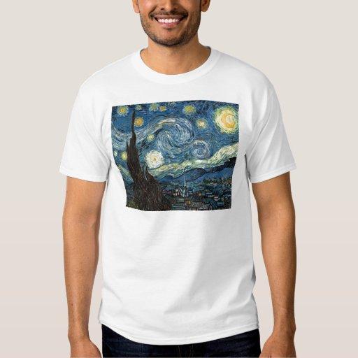Starry Night T-shirts