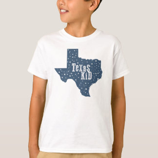 Starry Night Texas Kid T-Shirt