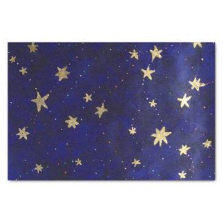 Starry Night tissue paper