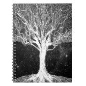 Starry Night Tree of Life Notebook (<em>$13.70</em>)