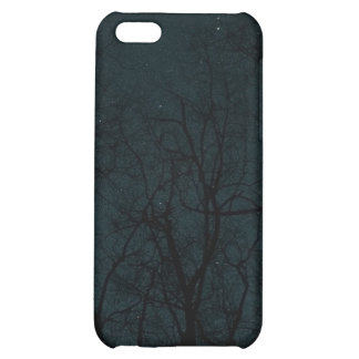 Starry Night Trees case iPhone 5C Cases