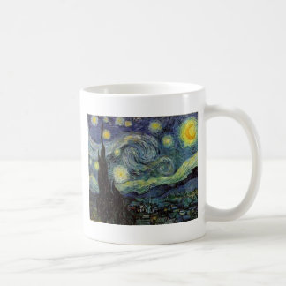 Starry Night - van Gogh Coffee Mug