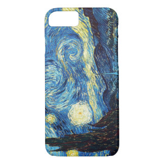 Starry Night - Van Gogh iPhone 7 Case