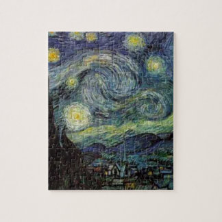 Starry Night - van Gogh Jigsaw Puzzle