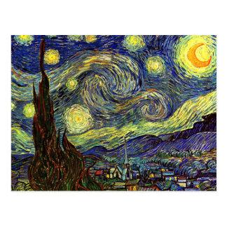 Starry Night, Van Gogh Post Cards