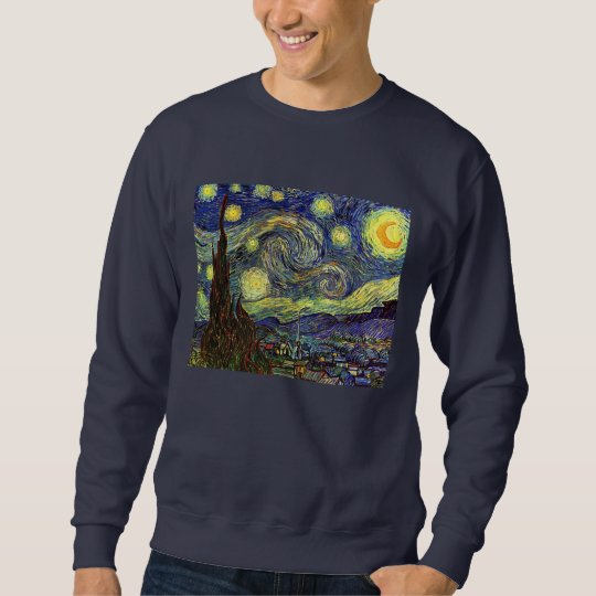 Starry Night, Van Gogh Sweatshirt
