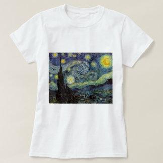 Starry Night - van Gogh T-Shirt