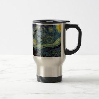 Starry Night - van Gogh Travel Mug