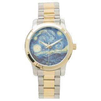 Starry Night - Van Gogh Wristwatch