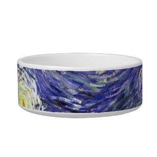 Starry Night, Vincent Van Gogh. Bowl