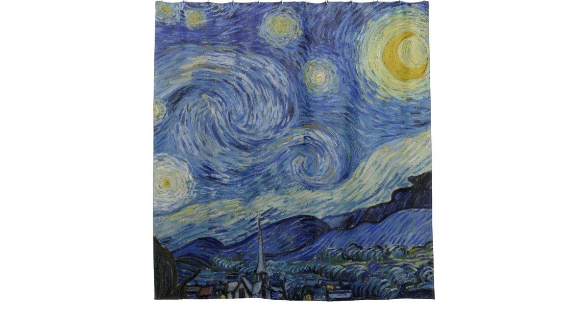 a review of vincent goghs starry night The starry night is no ordinary landscape painting, with its surging forces, resonant chromatics and mysterious shapes that reflect van gogh's unique state of mind at the time in this informative volume--the latest in a series on favorite artists and important works in moma's collection--distinguished art.