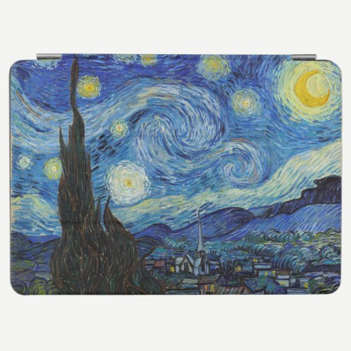 Starry Night, Vincent van Gogh iPad Air Cover