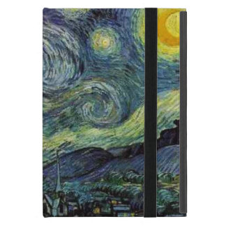 Starry Night, Vincent Van Gogh. Covers For iPad Mini