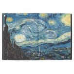 """Starry Night"" - Vincent Van Gogh iPad Pro Case"
