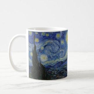 Starry Night Vincent van Gogh Painting Coffee Mug