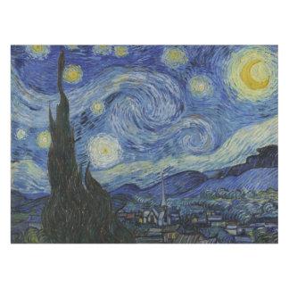 Starry Night Vincent van Gogh Tablecloth