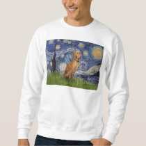 Starry Night - -Viszla 2 Sweatshirt