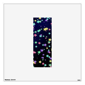 Starry Nights Wall Decal letter I-Medium