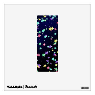 Starry Nights Wall Decal letter I-small