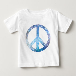 Starry Peace Sign Tee Shirt