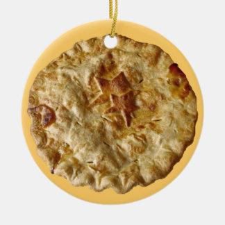 Starry Pie Ornament