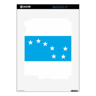 Starry Plough - Irish Socialist Communist Flag Decals For iPad 2