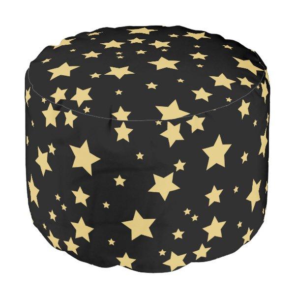 Starry Pouf