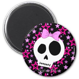 Starry Punk Magnet