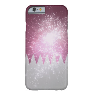 Starry Qatar Flag Barely There iPhone 6 Case