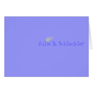Starry Salutations Greeting Cards