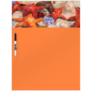 Starry Sea - Starfish Dry Erase Board
