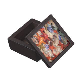 Starry Sea - Starfish Keepsake Box