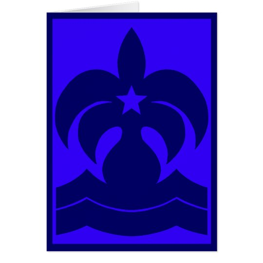 Starry Seas Logo Card