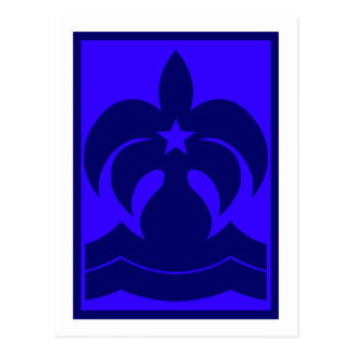 Starry Seas Logo Postcard
