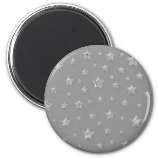 Starry Silver Magnet