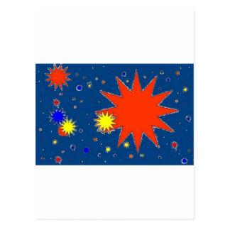 Starry Skies Post Card