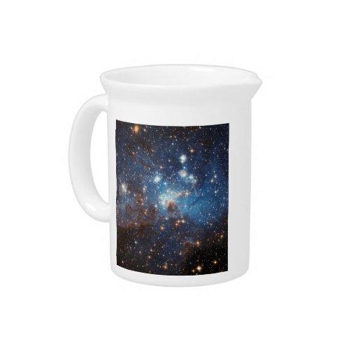 Starry Sky Beverage Pitcher