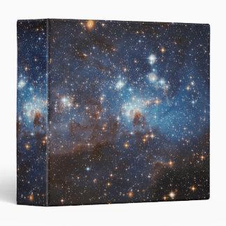 Starry Sky 3 Ring Binder