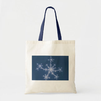 Starry Sky - Fractal Canvas Bags
