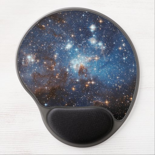 Starry Sky Gel Mouse Pads