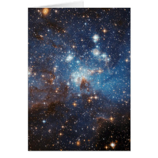 Starry Sky Greeting Card
