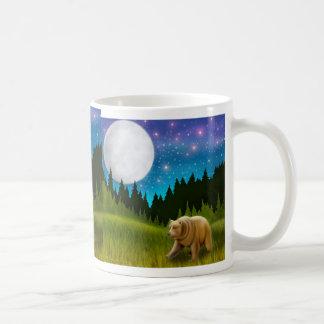 Starry Sky Grizzly Mug