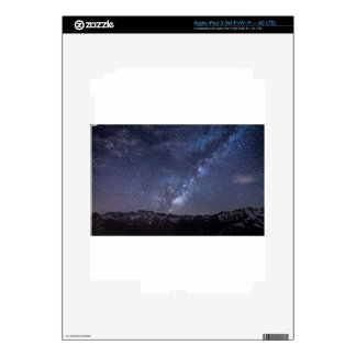 Starry Sky iPad 3 Decal