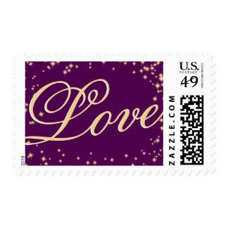 Starry Sky Love Stamp