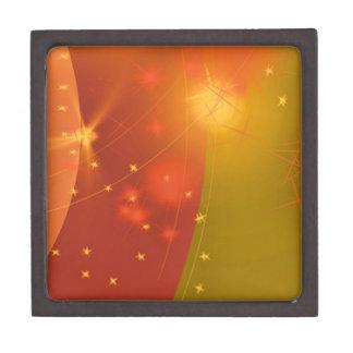 Starry sky premium keepsake box