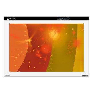 Starry sky skins for laptops