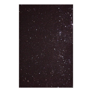 starry sky stationery