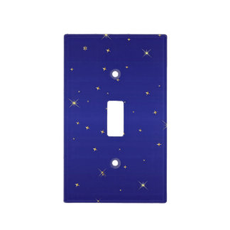 Starry Sky Switch Plate Cover
