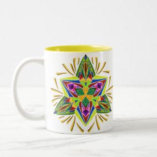Starry Snowflake Mug