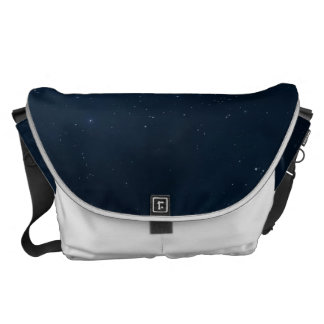 STARRY SPACE COURIER BAGS